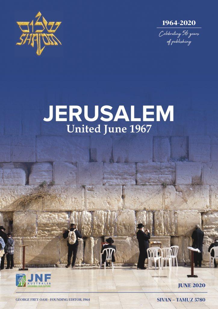 Shalom Magazine_June_ 2020